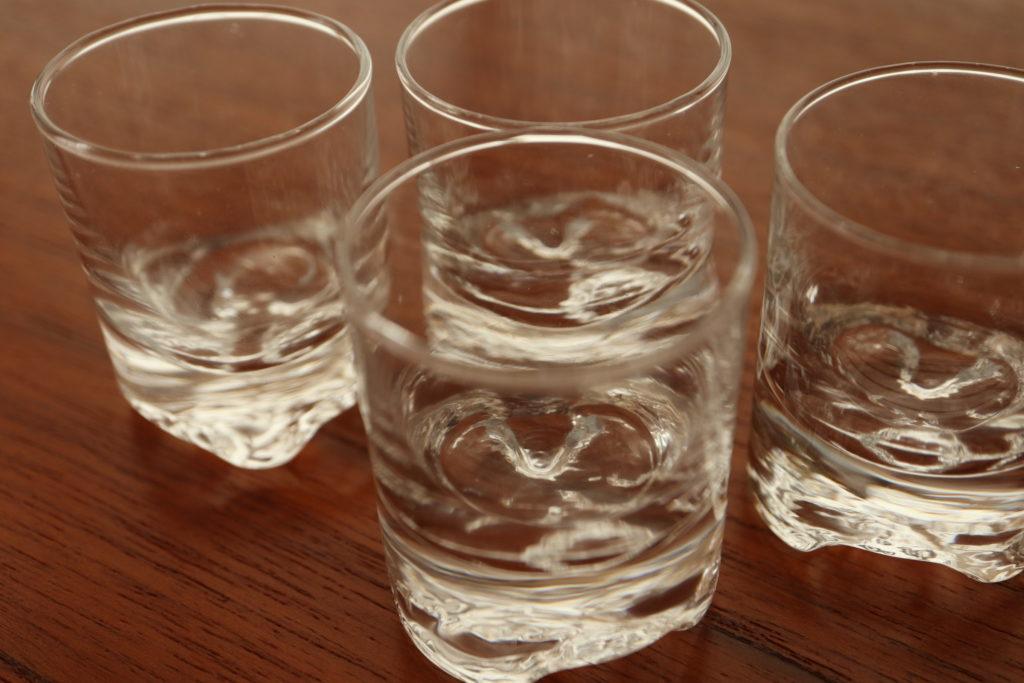 イッタラのグラス、ガイサ
