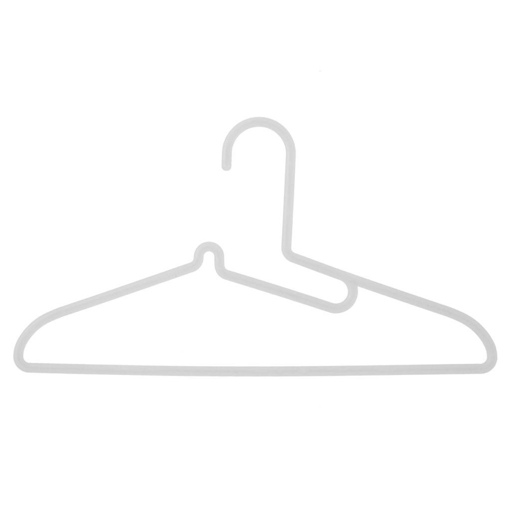 無印ポリプロピレン洗濯用ハンガー・シャツ用
