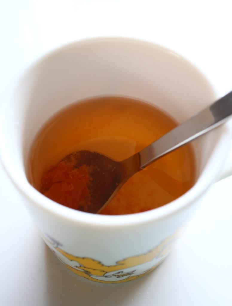 無添加おいしいだしと梅干しで、超カンタン熱中症対策スープ