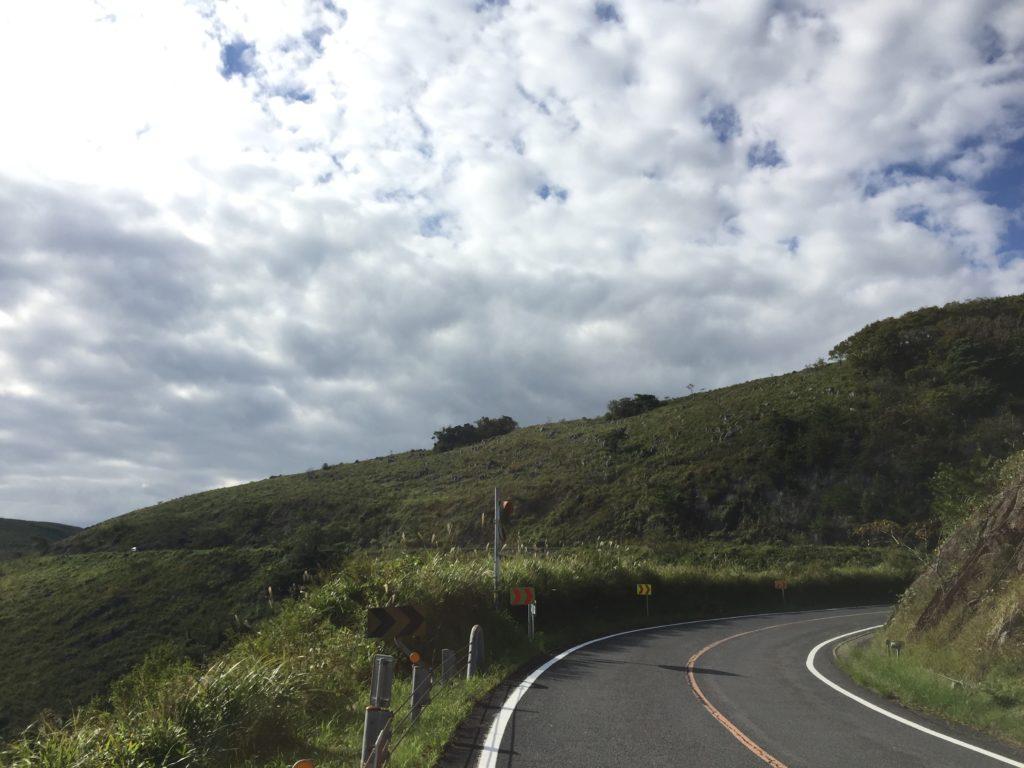 萩から秋吉台へチャリ旅
