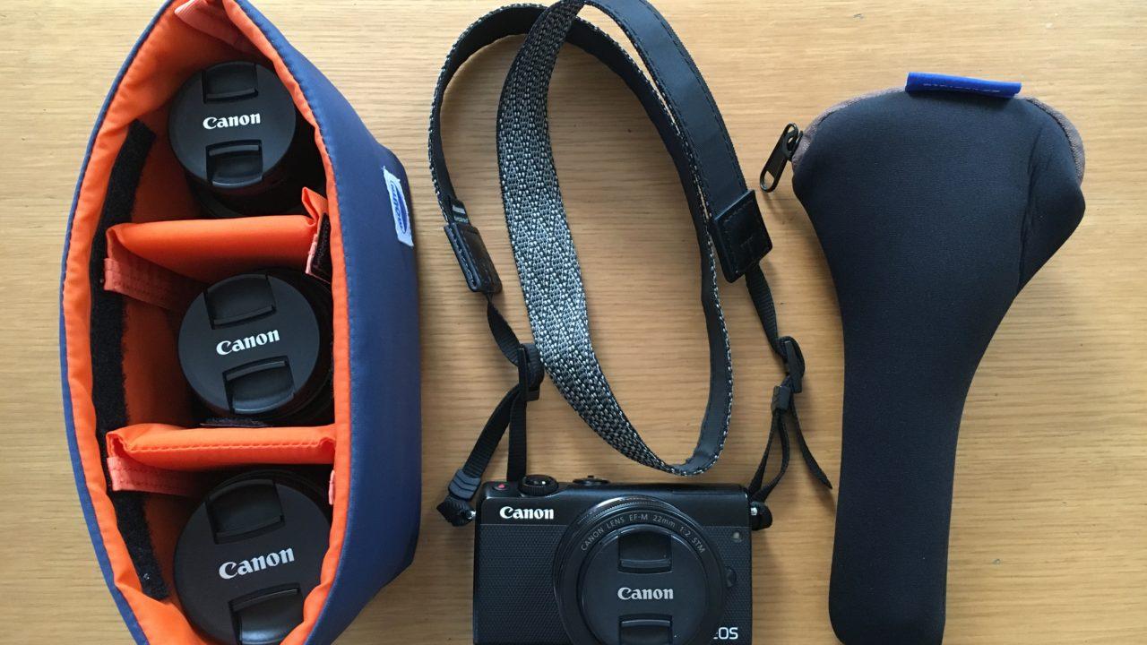 ミラーレス一眼にピッタリなコンパクトなカメラアイテム