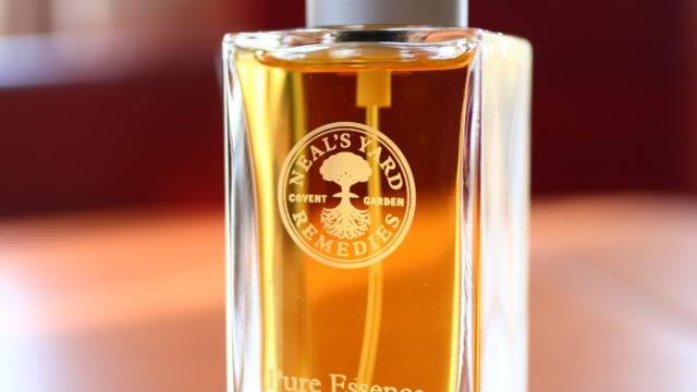 ニールズヤードの香水「オードパルファンローズ」