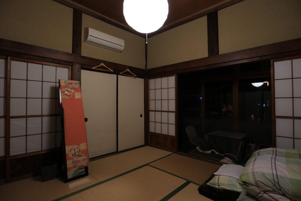 お茶の間ゲストハウスの和室個室
