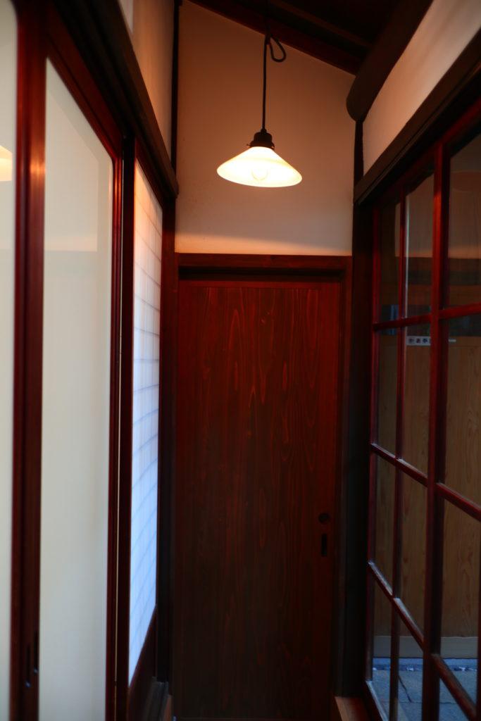 奈良ゲストハウスみもろは町家をリノベした古民家ゲスト