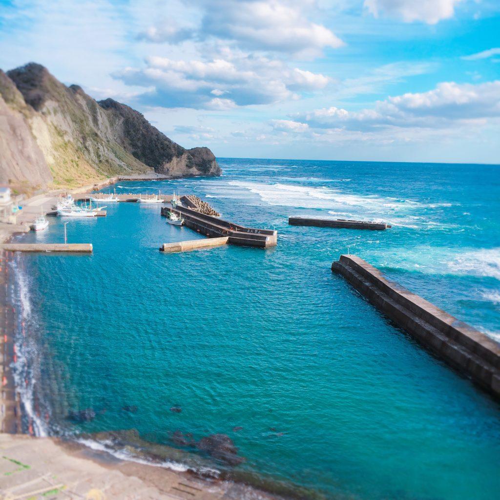 千葉勝浦の断崖絶壁「おせんころがし」