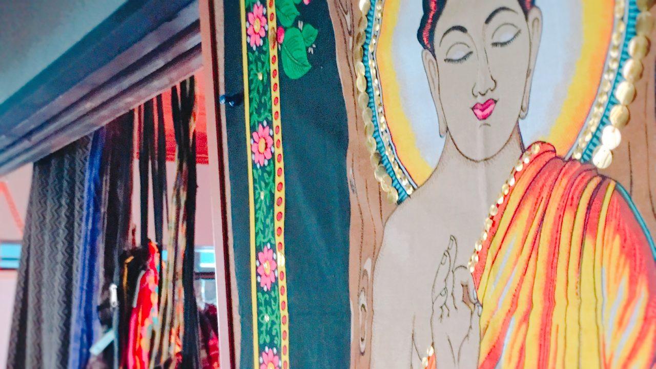 千葉勝浦の「青空カフェ」は本格チャイが楽しめるインド風カフェ