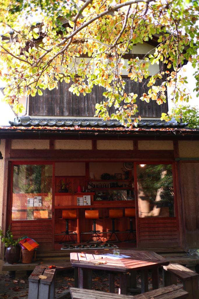 奈良三輪の隠れ家的カフェ花もり