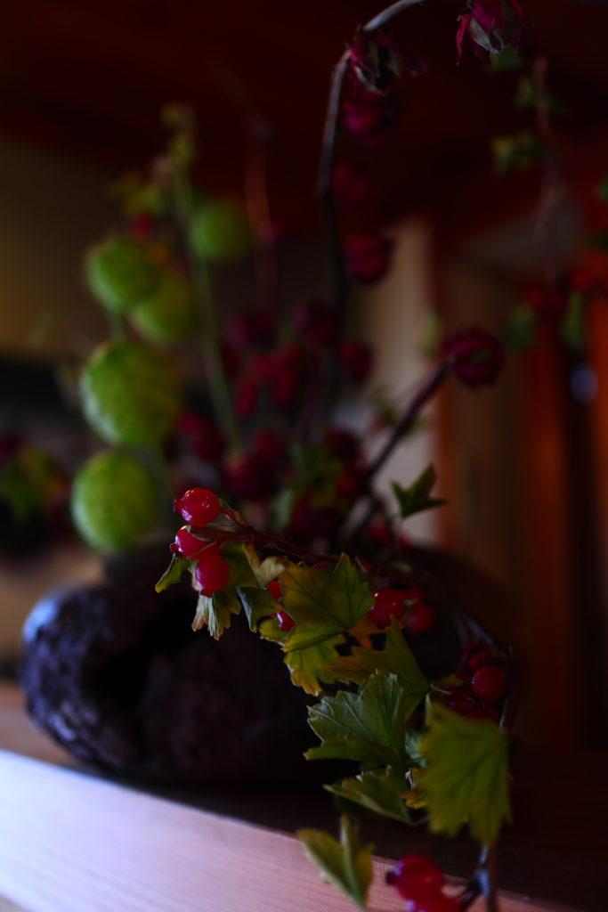 奈良の和風カフェ花もり