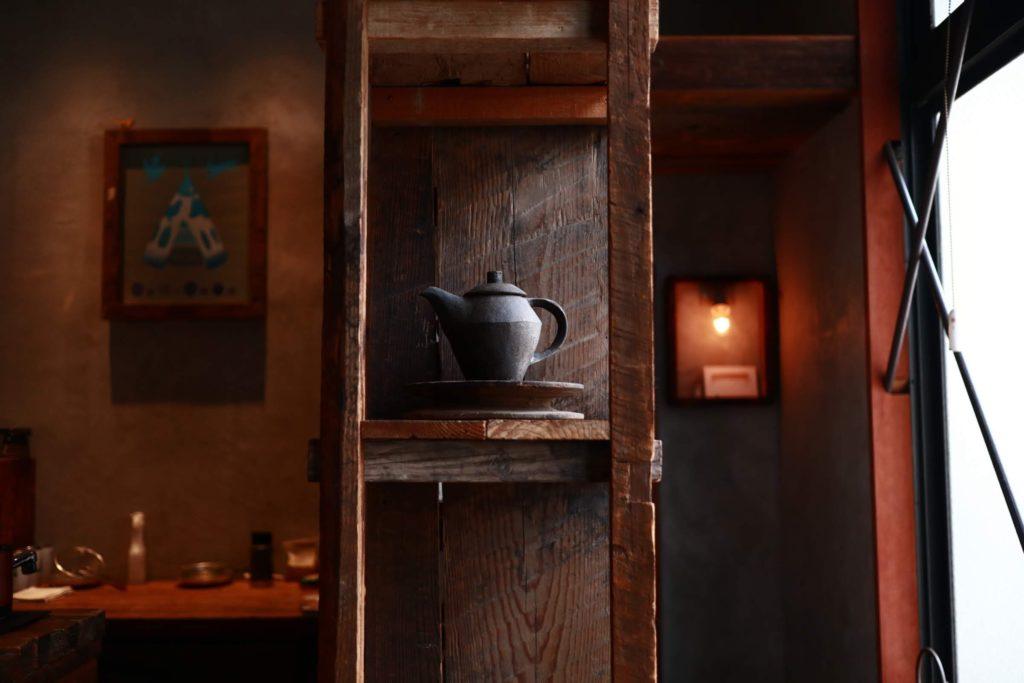 上諏訪リビセンのカフェ