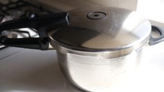 フィスラーの圧力鍋はシンプルで美しいデザイン