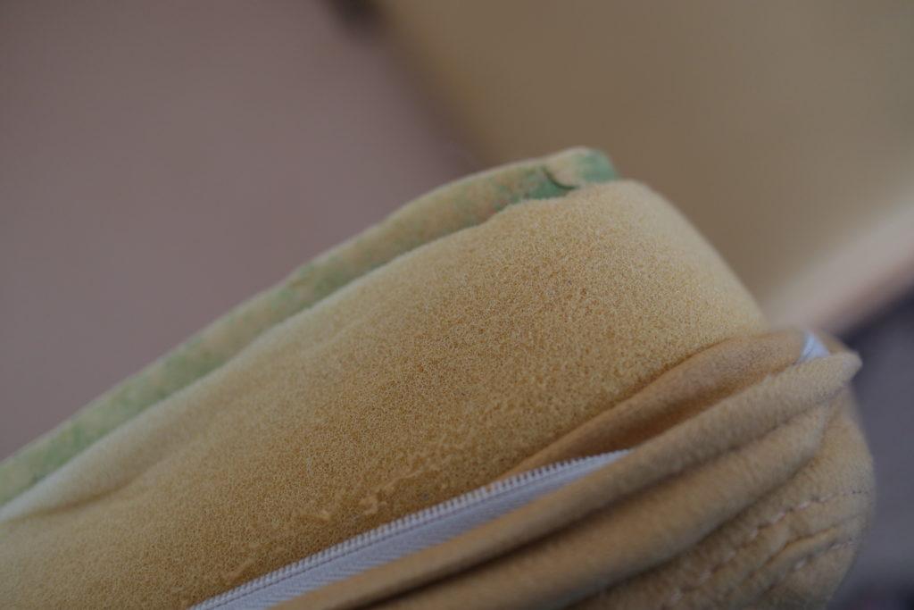 カンディハウスのハナコソファの洗濯可能なカバー