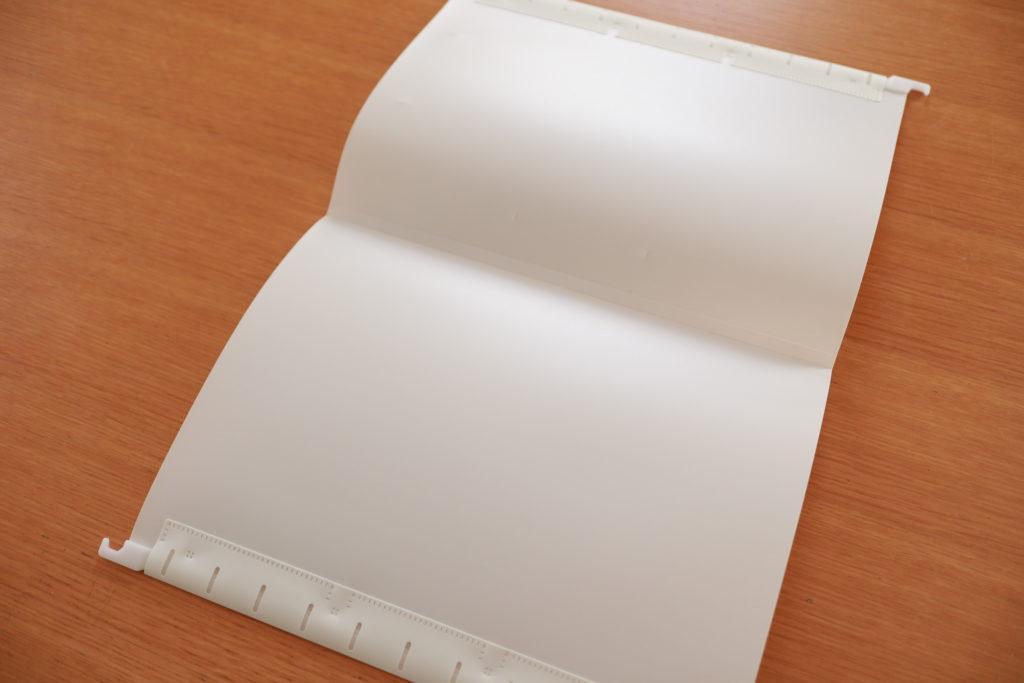 無印のファイルボックスとリヒトラブのハンギングフォルダーで書類管理システムを作る