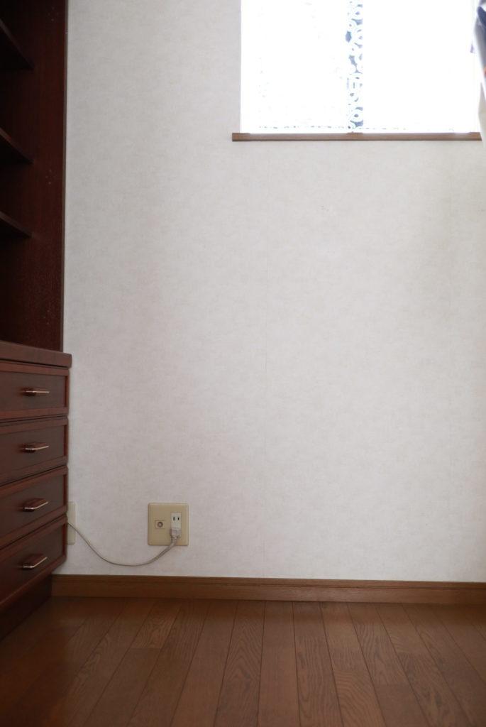 断捨離と片づけで、書斎スペースすっきり