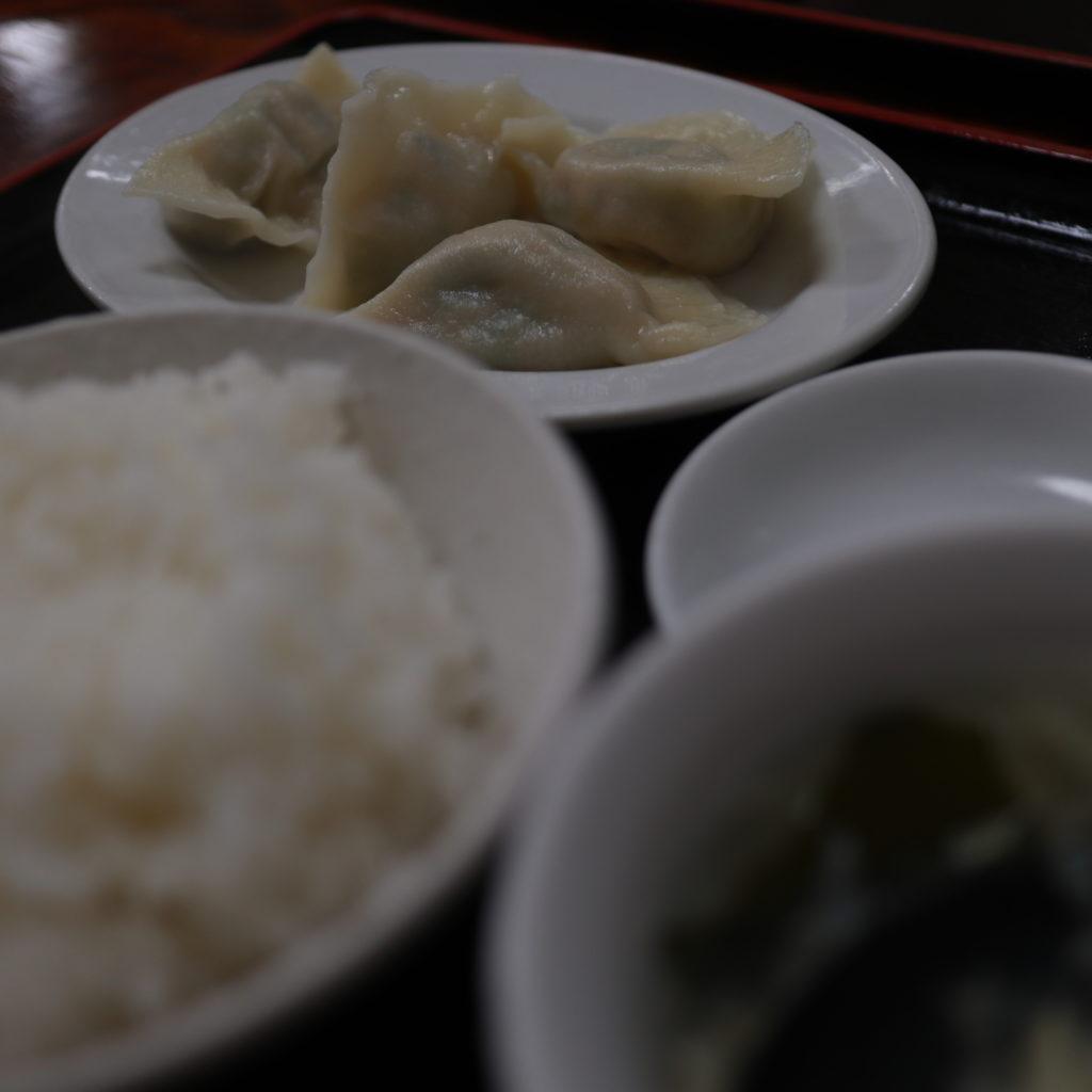 蒲田の三大羽根つき餃子、歓迎ホアンヨン