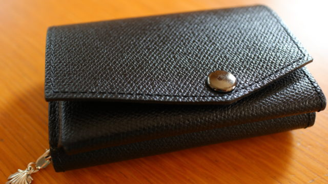 abrAsusアブラサスの小さい財布レビュー