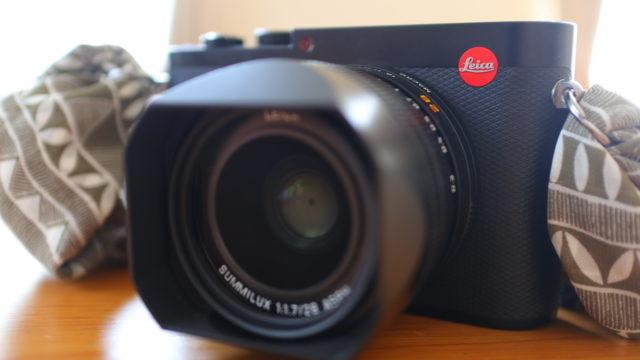 ライカのデジタルカメラLeicaQの購入レビュー