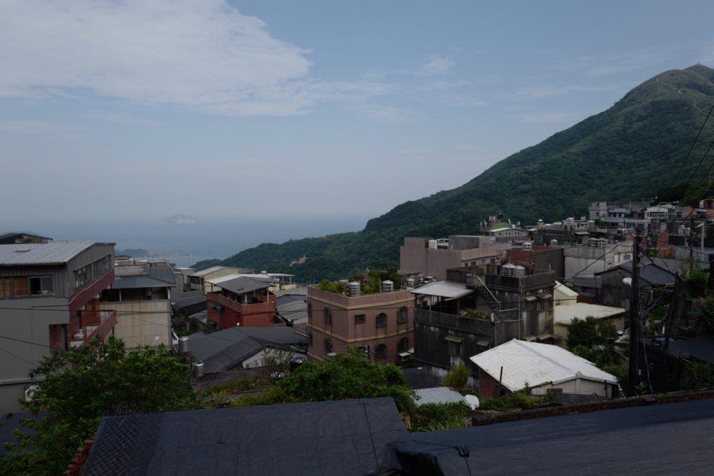 台湾九份のホテル、Mountain Sea Bay B&Bをレビュー