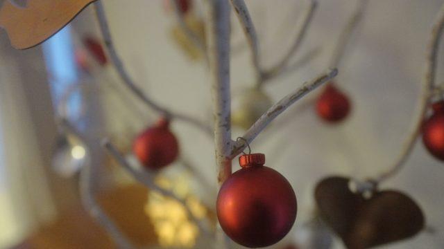 ライカQで撮るシンプルクリスマスツリー