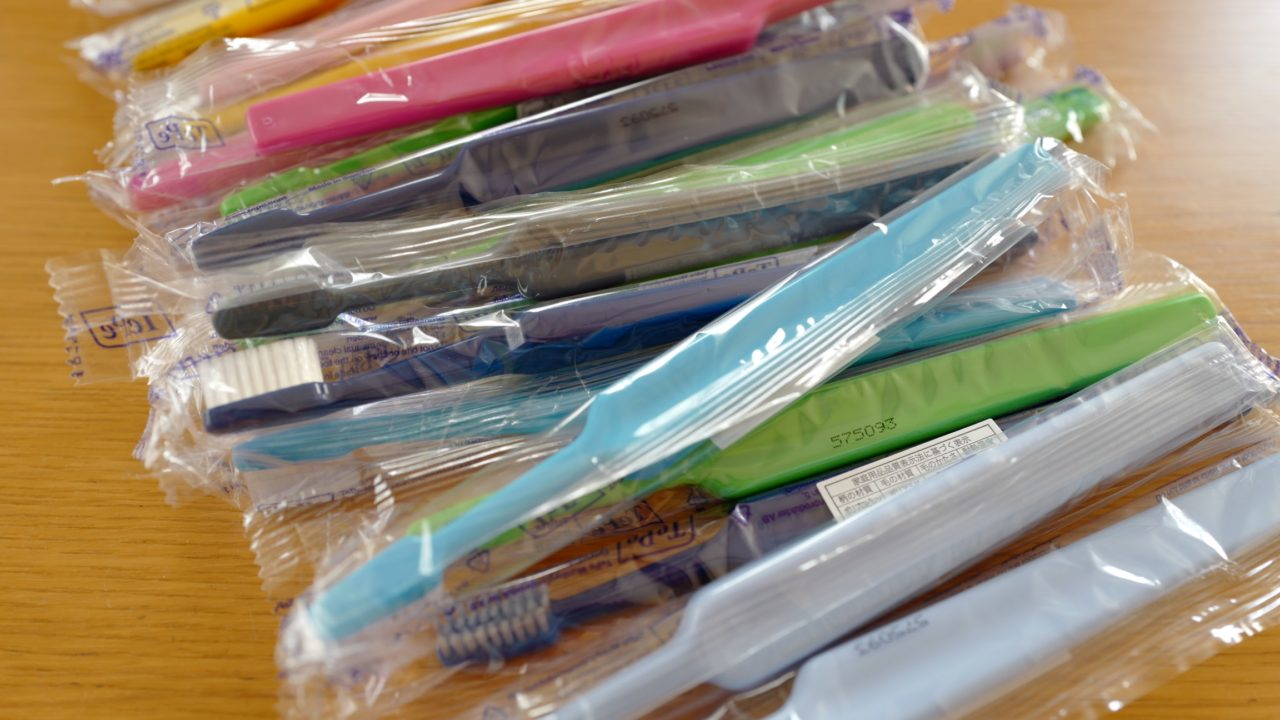 予防歯科先進国スウェーデン製歯ブラシ「Tepe(テペ)」