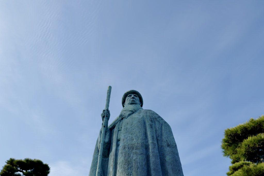 LeicaQ作例:ミキモト真珠島にて御木本幸吉像
