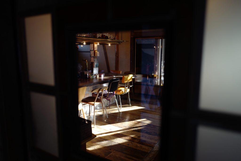LeicaQ作例:下諏訪「マスヤゲストハウス」