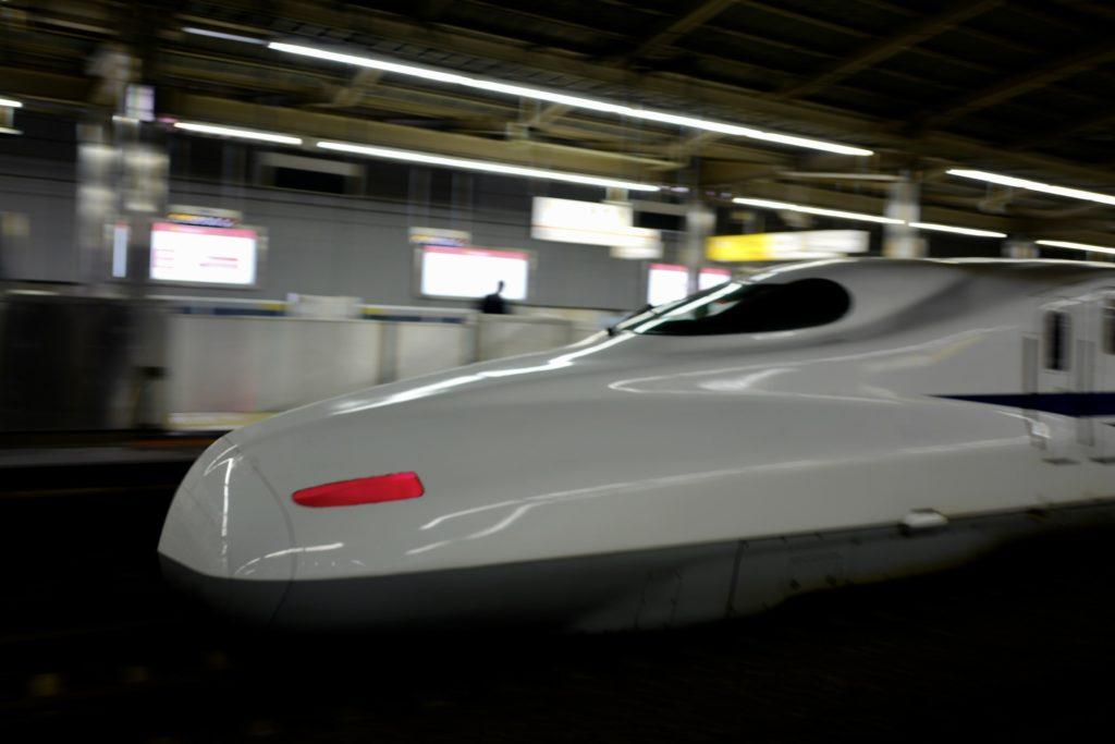 LeicaQ作例:JR東海道新幹線