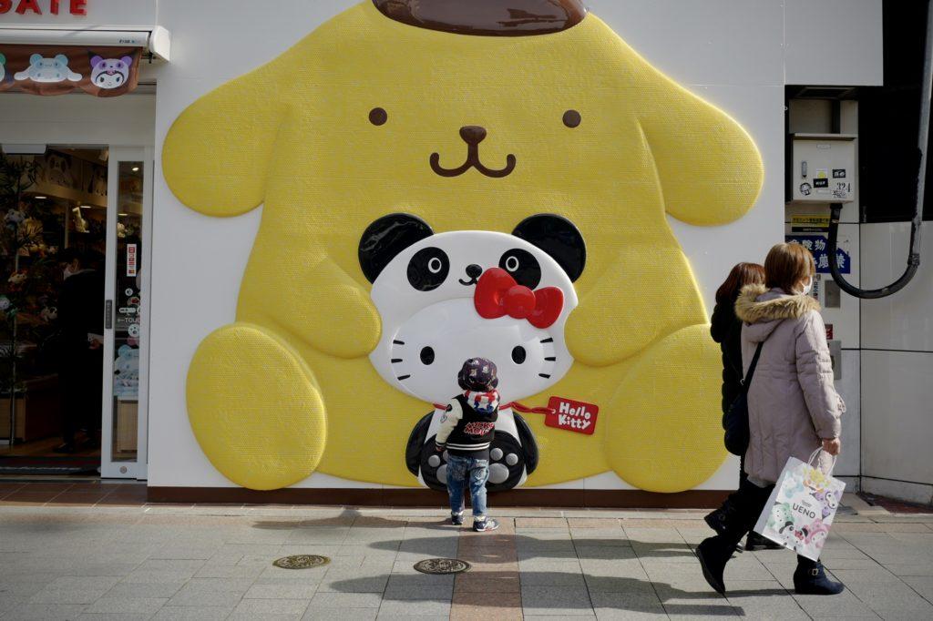 LeicaQ作例:上野公園