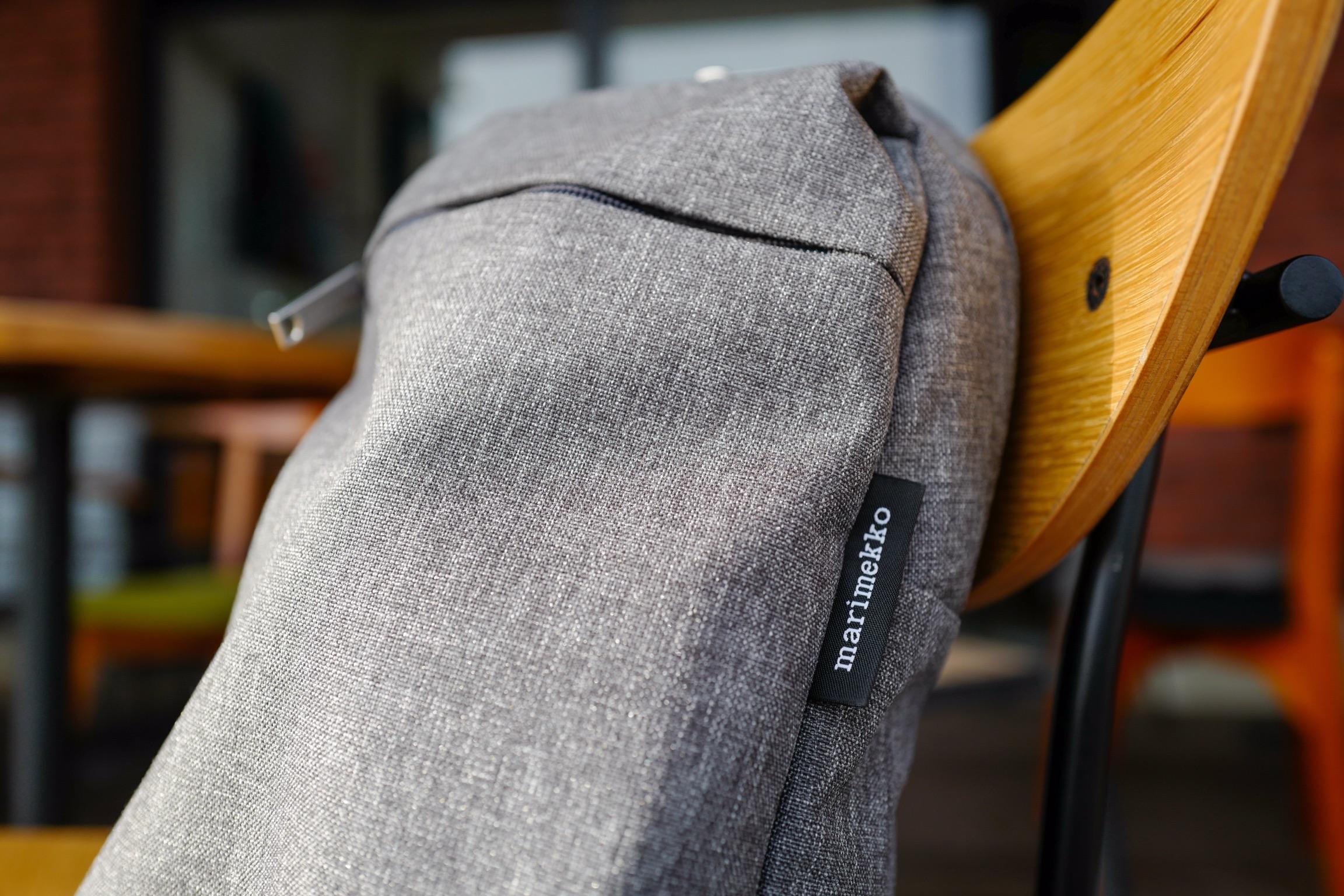 マリメッコのボディバッグ「コルッテリ」をレビュー!アラフィフにも使いやすい、ミニマリスト向けバッグ
