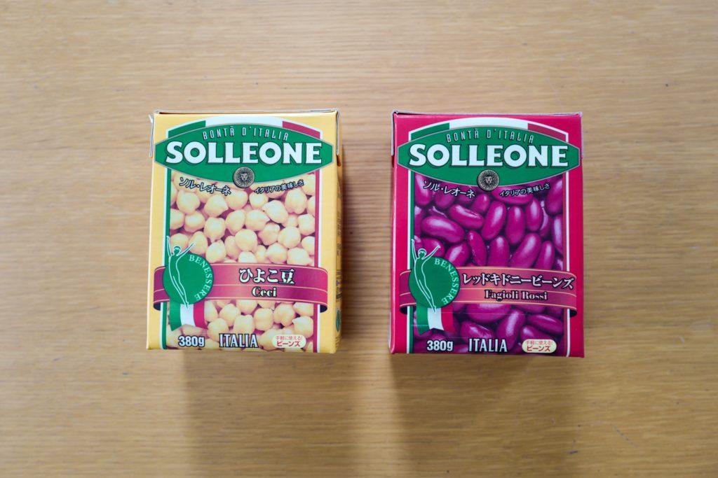 買い占めパニックを回避する!便利食材:豆の缶詰