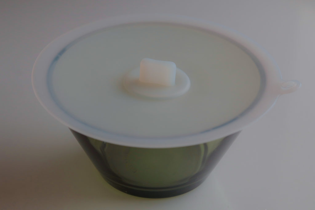 KEYUCA(ケユカ)シリコンラップ蓋はイッタラKartioボウルにぴったりサイズ