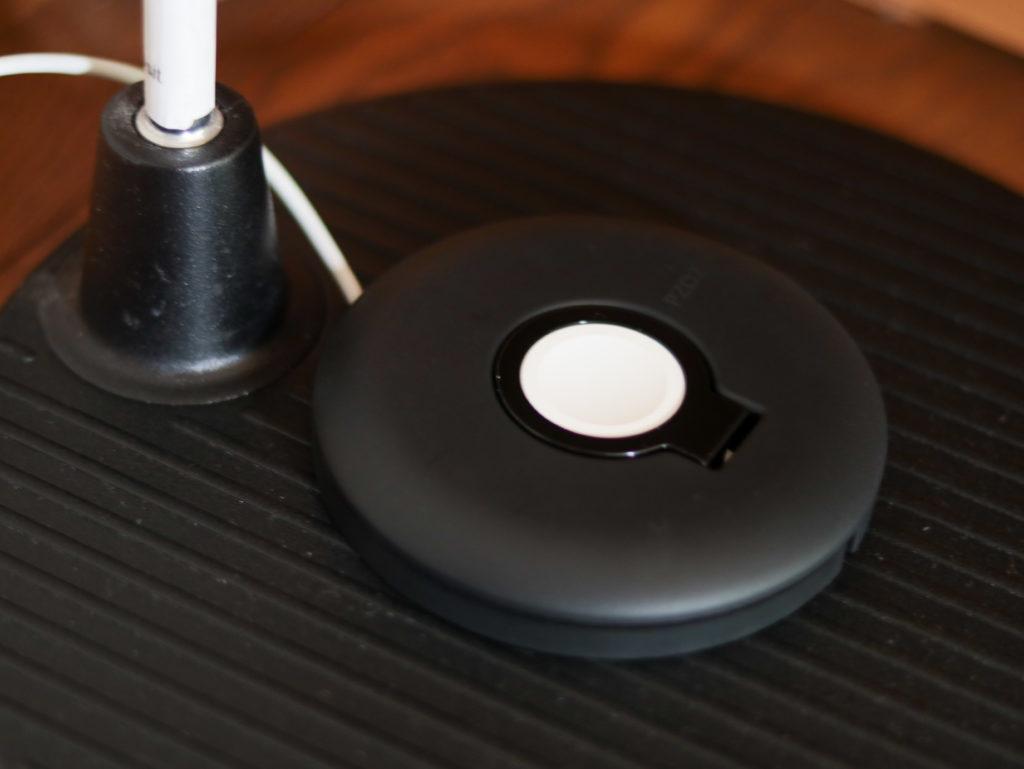 PZOZアップルウォッチ充電スタンド使用レビュー