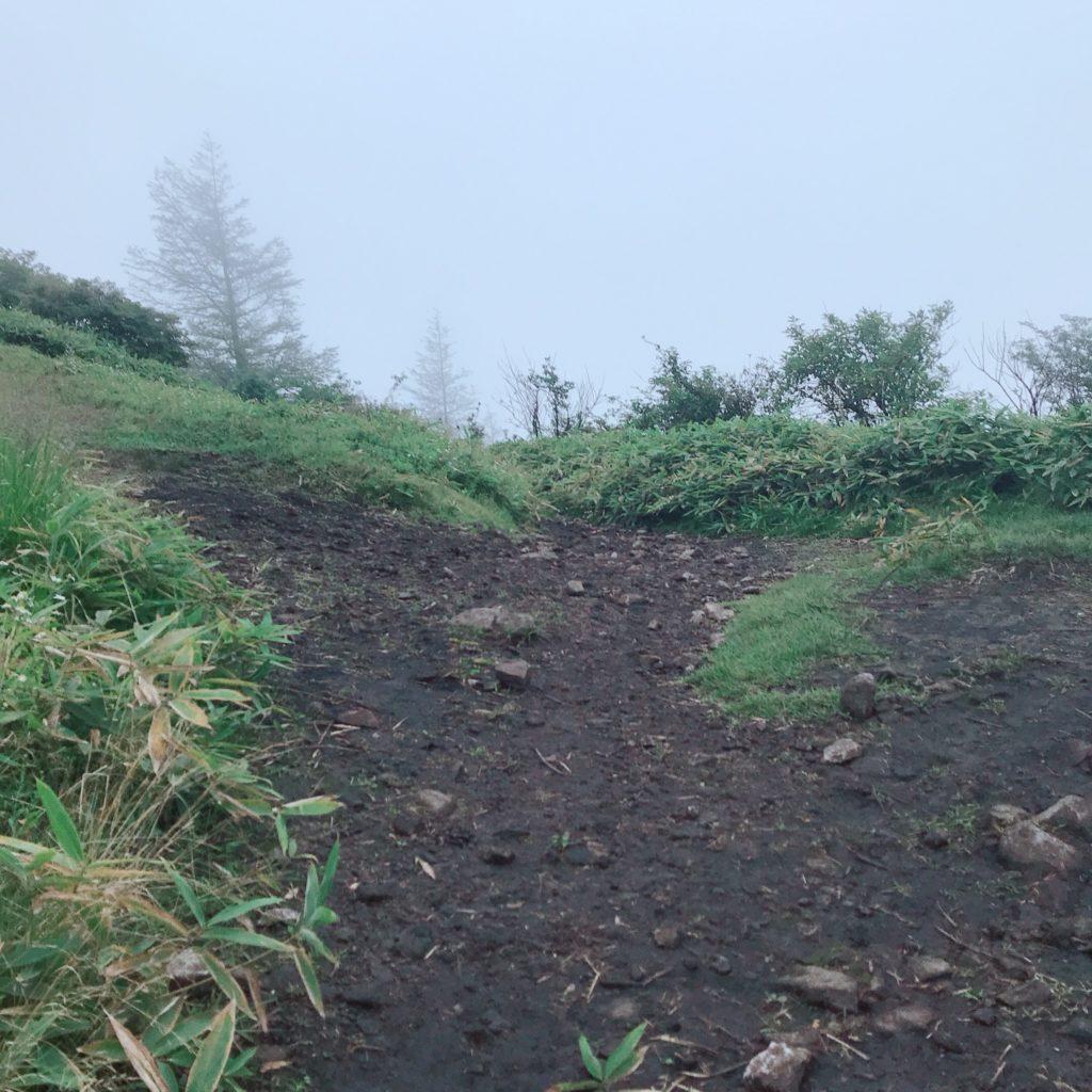 ざつ旅 in 清里 獅子岩駐車場・平沢峠登山口から飯盛山ハイキング