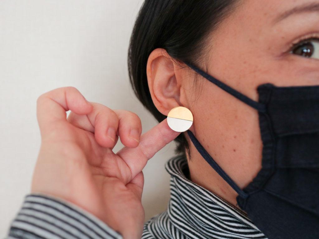 金属アレルギー防止剤「メディセプト」で新型コロナ禍のマスクファッションを楽しむ