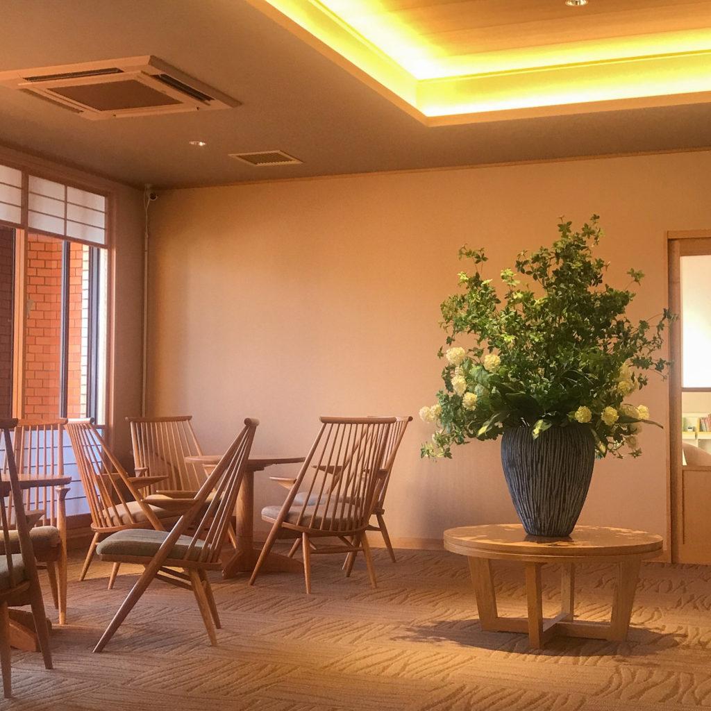 湯河原「ホテル城山」の日帰りラドン温泉がきれいで居心地良くて最高だった件