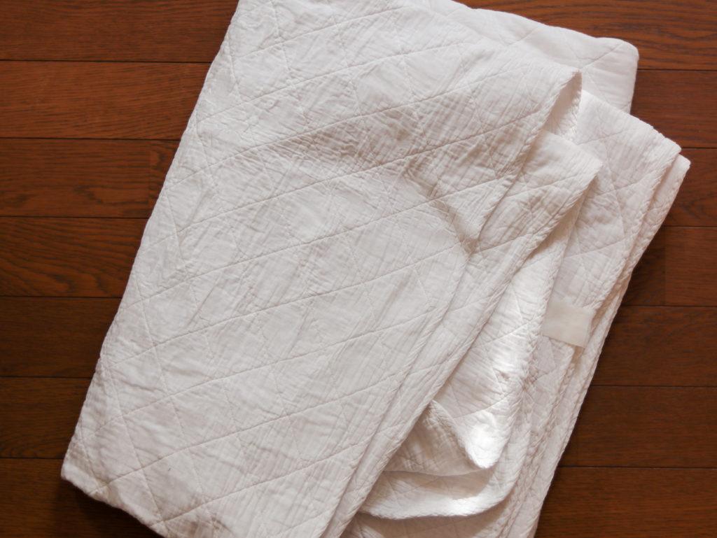 片づけの記録。古い布ものを処分!新しいMy定番と入れ替え