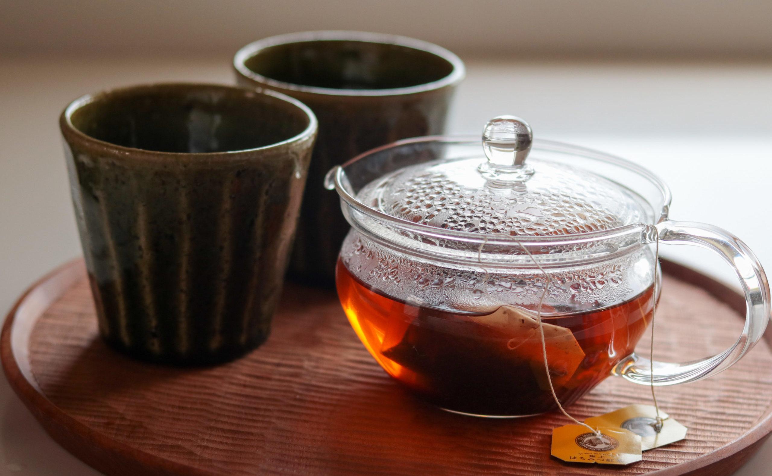 【ラクシュミーの極上はちみつ紅茶】ほっとする甘さと香りが、山歩きや家でのひとやすみにぴったり