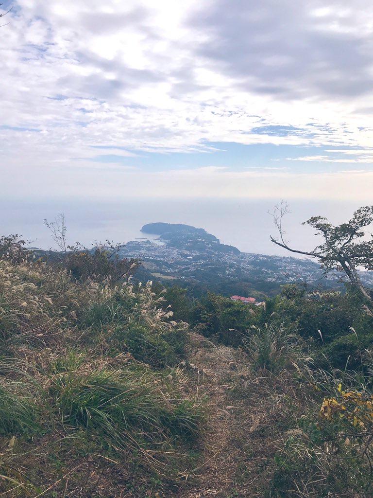 湯河原の幕山&南郷山ハイキング