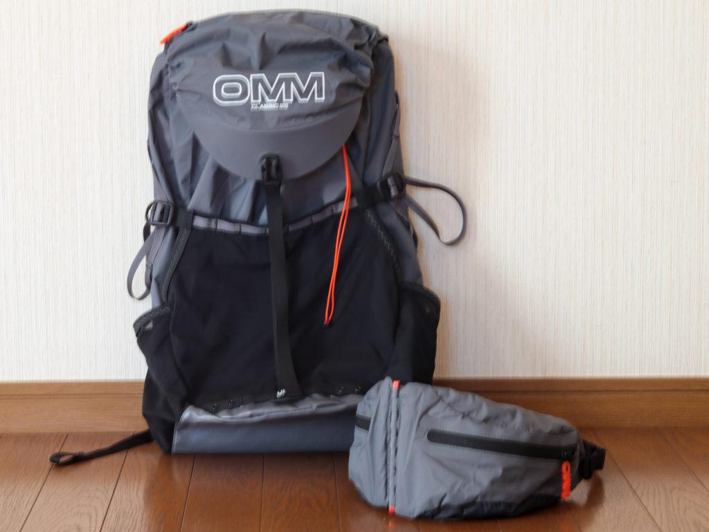OMM オリジナルマウンテンマラソン Classic25 レビュー