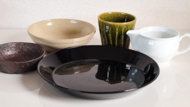 白い食器をおすすめしない理由3つ