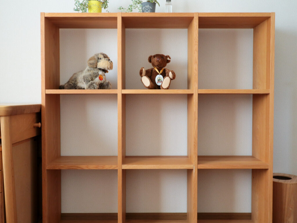 Before:子ども部屋の片づけ