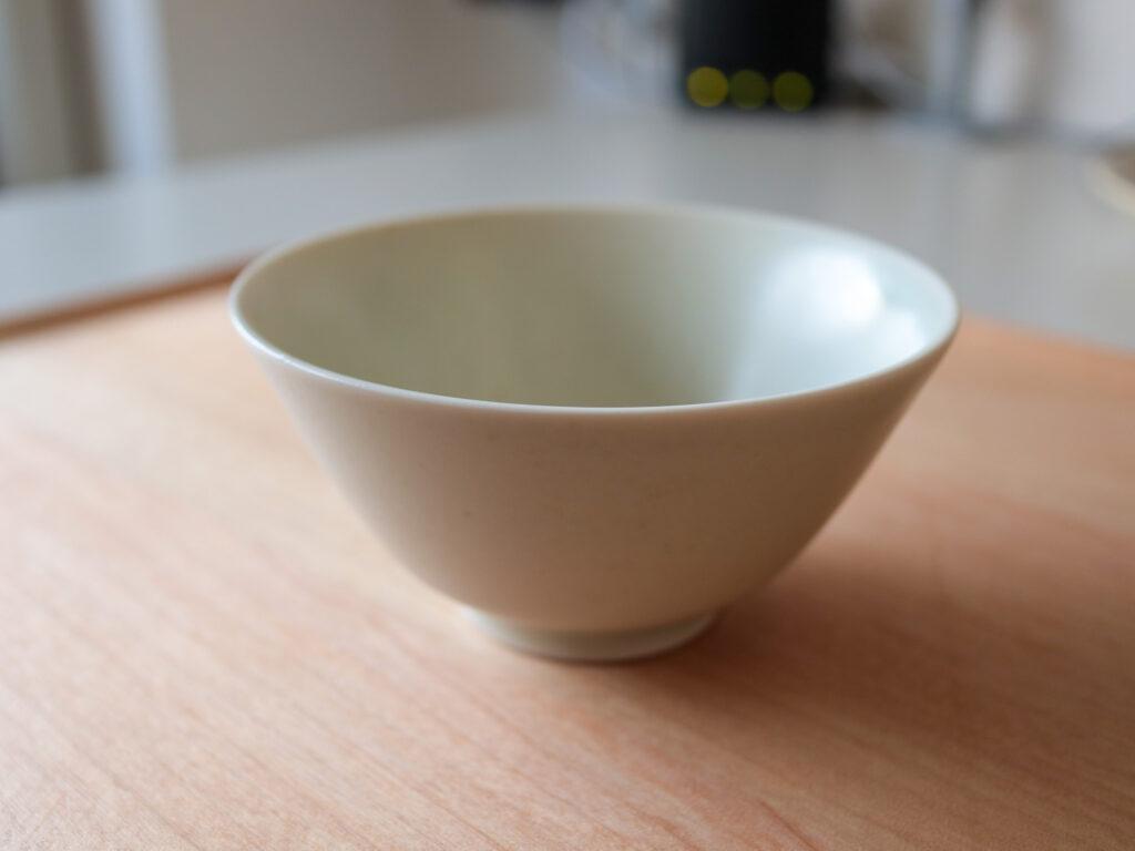 ひとり暮らし用ミニマム食器6点セット:KINTO HIBI茶碗