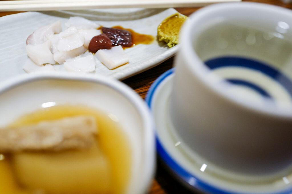 函館4泊5日ひとり旅で食べたおいしいもの&おいしいお店12:大衆居酒屋魚さんこ