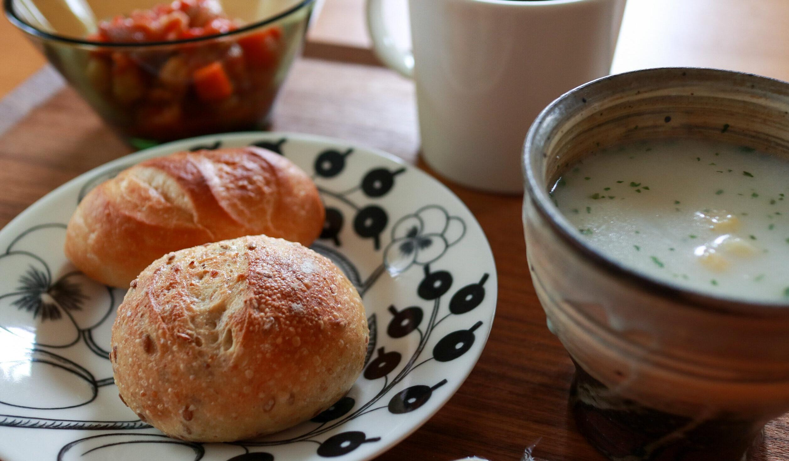 【ご提供いただきました】まるで焼き立て!な冷凍パン「Pan&(パンド)」は、シンプル&ミニマルライフの朝食にぴったり