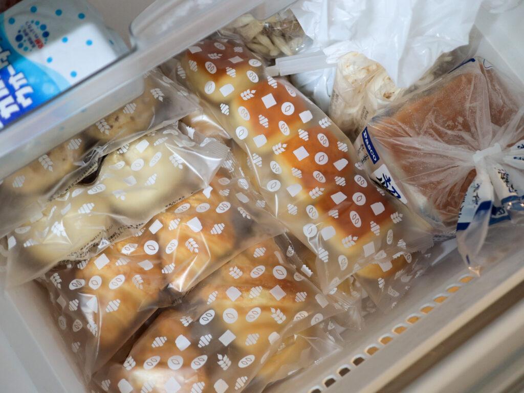 冷凍パン「Pan&(パンド)」はミニマルライフにぴったり!