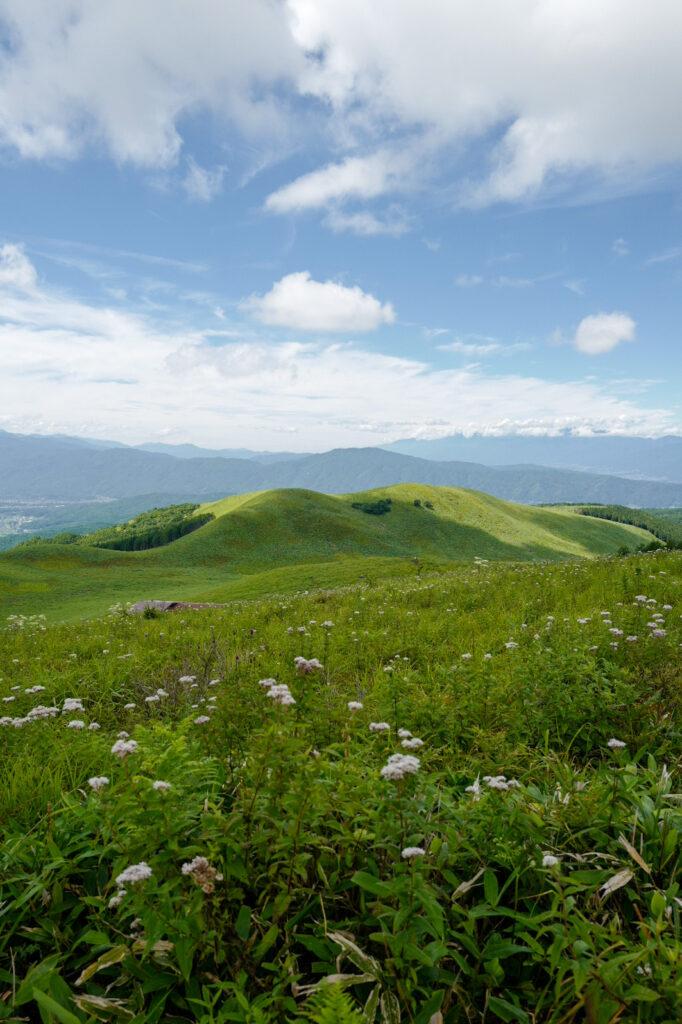 夫婦ふたり長野ドライブ旅1泊2日:霧ヶ峰 富士見台