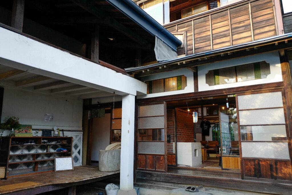 夫婦ふたり長野ドライブ旅1泊2日:下諏訪  マスヤゲストハウス