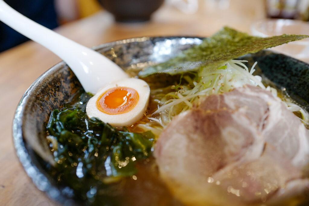 逗子 風麺でランチ